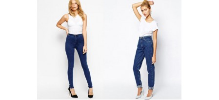 Cекрет на пару килограммов: как выглядеть стройнее в джинсах
